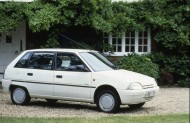 Citroen AX, fot. Newspress