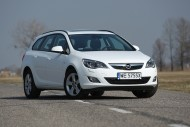 Opel Astra Sports Tourer to wersja kombi Opla Astry IV