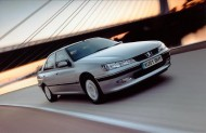 peugeot 406 po face liftingu fot. Newspress