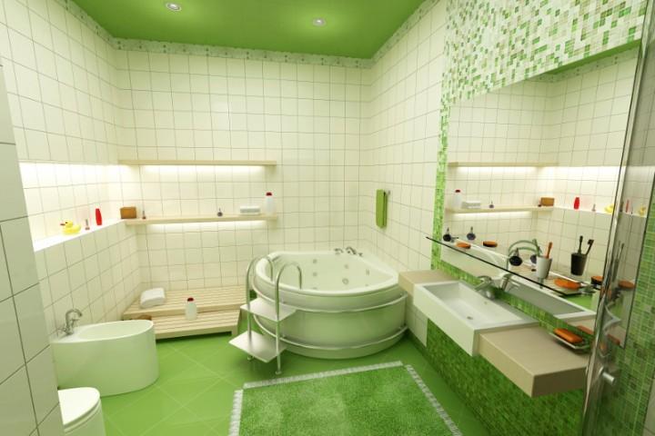 Zdjęcie Modne łazienki W 2012 Roku Galeria Projekt