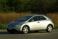 Honda Civic 1.8 5D - bok