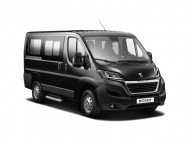 Nowy Peugeot Boxer 2014 - wersja osobowa