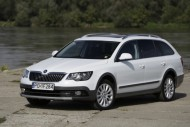 Test Skoda Superb Outdoor 2.0 TDI/140 KM 4x4 man.