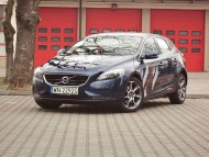 Test Volvo V40 D2 1.6 115 KM Ocean Race, Power Shift