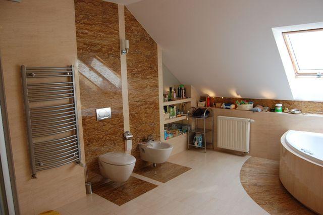 Zdjęcie Jak Zaprojektować łazienkę Na Poddaszu Galeria