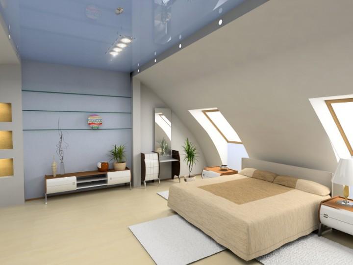 Zdjęcie Nr 3 Sypialnia Na Poddaszu Aranżacje Galeria
