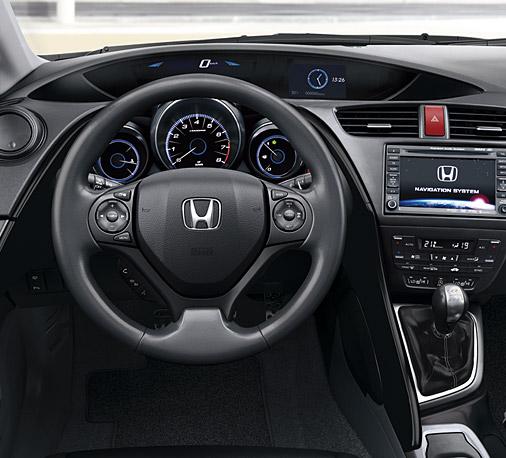Zdjęcie Nr 9: Pierwsza Jazda: Nowa Honda Civic 2012