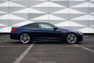 Test BMW 640i Coupe