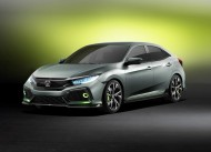 Honda Civic 2016 Prototype