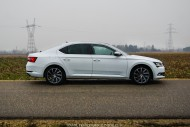 Skoda Superb 2.0 TDI 190 KM 2016