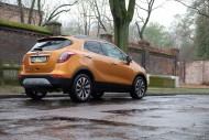 Test Opel Mokka X 1.4 Turbo 140 KM 4x4